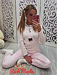 """Женская красивая и теплая пижама/домашний костюм """"Мишка"""", фото 2"""