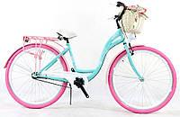 Велосипед Lavida 28 Nexus 3 Pink-Blue Польща, фото 1