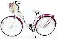 Велосипед Lavida 28 White-Purple Польща, фото 1
