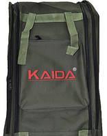 Рюкзак Kaida, Рюкзак 70 л походный, Рюкзак брезентовый, Туристический рюкзак, Рюкзак для похода