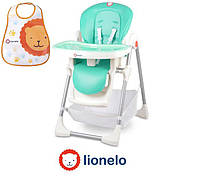 Крісло для годування Lionelo Linn Plus Turquoise, фото 1