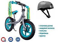 Велобіг Lionelo Ben 12 Turquoise Польща, фото 1