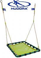 Гойдалка Hudora 118x80 Green, фото 1