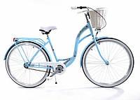 Велосипед VANESSA 26 Sky Blue Польща, фото 1