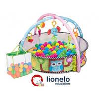 Дитячий розвиваючий килимок Lionelo Carla
