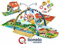 Дитячий розвиваючий килимок Lionelo Agnes