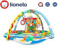 Дитячий розвиваючий килимок Lionelo Imke