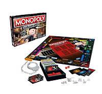 Игра Монополия Большая Афера Hasbro E1871 Monopoly янгл.язык