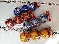 Новогодние шары на елку 10см, фото 1