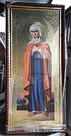 Икона ростовая Праведная Анна 180х85см