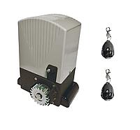 Автоматика для откатных ворот AN MOTORS ASL2000KIT, Без рейки, Без аксессуаров