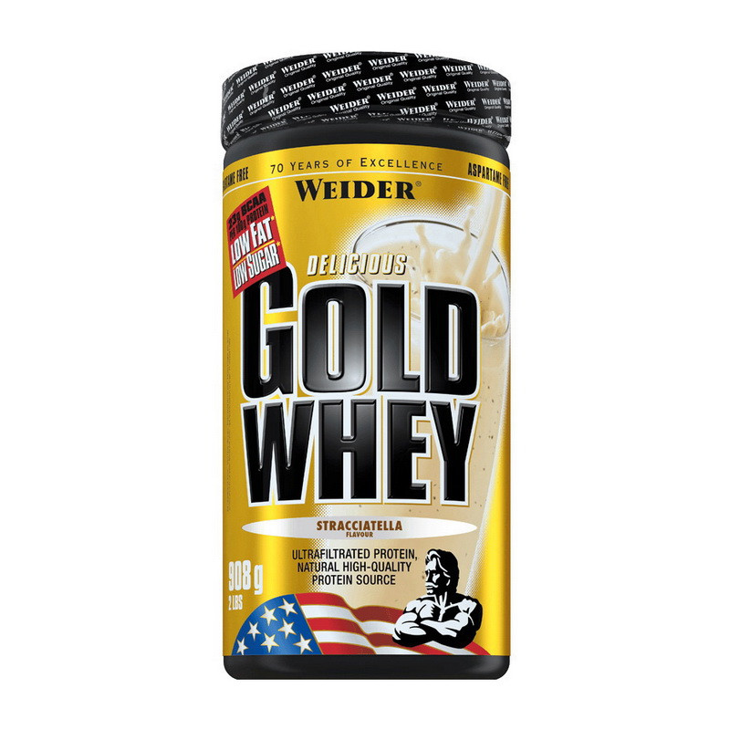 Gold Whey (908 g) Weider
