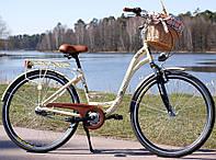 Міський велосипед LAVIDA Orlando 28 Nexus 3 Cappuccino Польща, фото 1