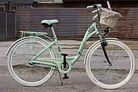 Міський велосипед LAVIDA Orlando 28 Nexus 3 Mint Польща, фото 1