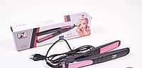 Выпрямитель для волос PROMOTEC PM-1231, Утюжок с регулятором температуры, Прибор для выравнивания волос,Плойка