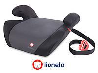 Автокресло-бустер Lionelo Luuk (15-36 кг) Black Польща, фото 1