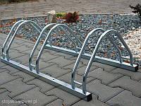 Велопарковка на 3 велосипеди Echo-3 Польща, фото 1