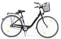 Велосипед Gratia 28 Nexus 3 Schwarz by Sachsenring (Mifa) Німеччина, фото 1