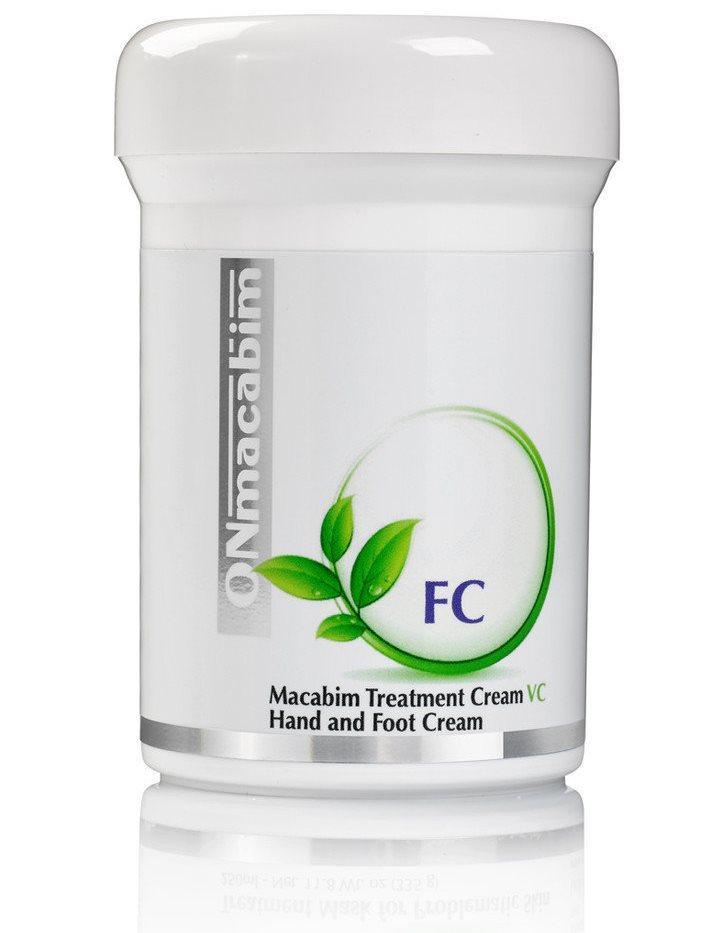 Лечебный крем для рук и ног Макабим FC Macabim Treatment Cream Onmacabim