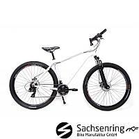 Гірський велосипед MTB Crosser 29 Shimano 21 Weiss Німеччина, фото 1