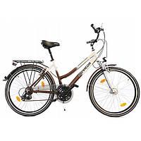 Велосипед Senator Messenger 26 Shimano 21 Copper-Brown Німеччина, фото 1