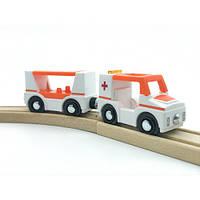 Машинка скорой помощи PlayTive Ambulance Car, фото 1