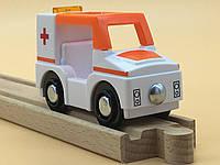 Машинка Скорой помоши PlayTive Junior  Krankenwagen, фото 1