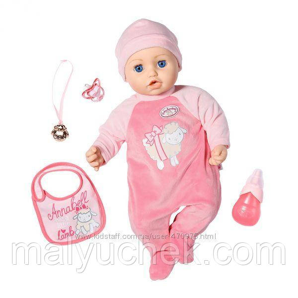 Интерактивная кукла Baby Annabell Моя маленькая принцесса Zapf 794999