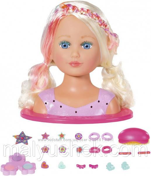 Кукла манекен Baby Born Модный парикмахер Zapf 827307