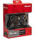 Проводной игровой USB джойстик геймпад xbox 360, фото 3