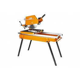 Электрический плиткорез камнерез LEX LXSC400 3100 Вт 400 мм х 25,4 мм с подачей воды