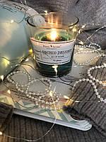 """Ароматическая свеча в стакане «Орхидея"""", фото 1"""