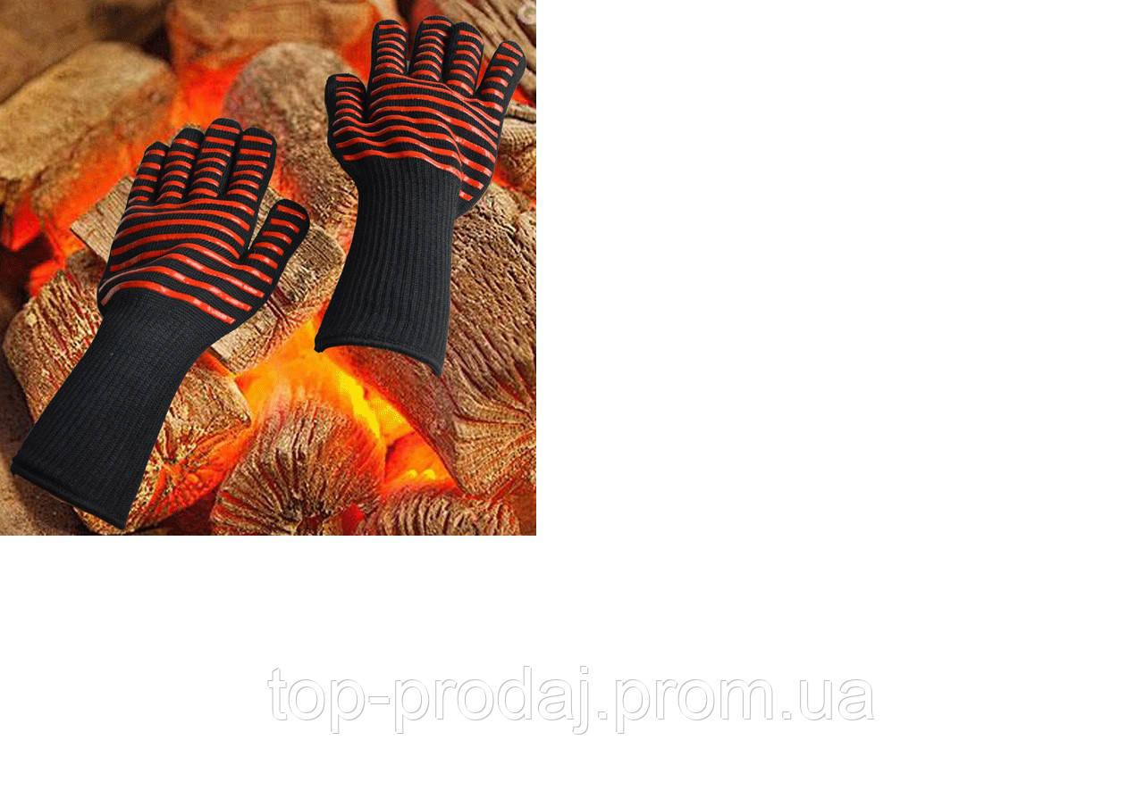 Теплостойкие Перчатки, Перчатки для барбекю, гриля, Перчатки для выпечки, Огнестойкие перчатки