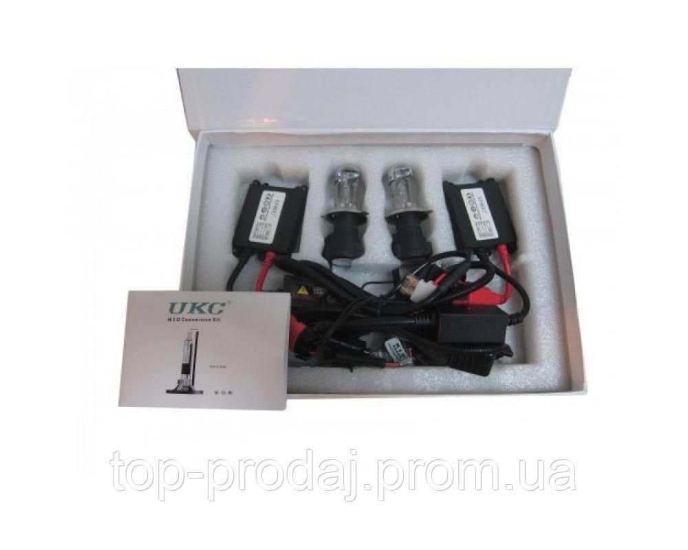 Комплект ксенона для автомобиля, Car Lamp H4 (HID би-ксенон комплект для автомобиля), Ксеноновый свет