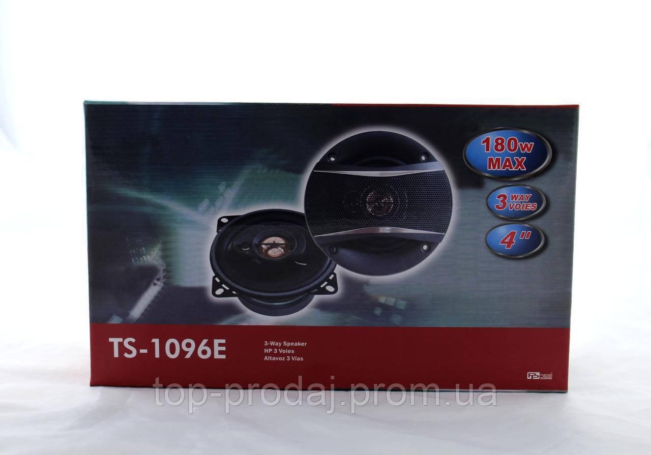 Автомобильные колонки TS 1096, Автомобильная аккустика, Автозвук, Колонки в машину