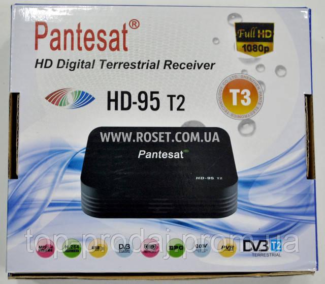 Тюнер DVB-T2 95 HD HDMI AV, Цифровая приставка, Цифровой ресивер, TV тюнер