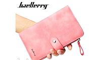 Кошелек Baellerry JC224 MALINA,  Женский кошелек, Клатч кошелек, Вертикальный кошелек, Клатч женский