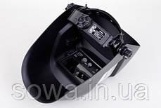 ✔️ Сварочная маска - хамелеон EURO CRAFT НМ10 / Маска сварщика, фото 3