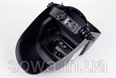 ✔️ Сварочная маска хамелеон профи  EURO CRAFT НМ10, фото 3