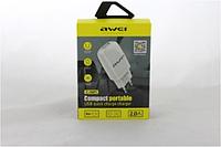 Адаптер Awei C821, Универсальный адаптер питания, USB адаптер, Блок питания для зарядного устройства, Зарядка