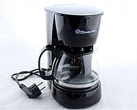 Кофеварка MS 0707 220V, Капельная кофеварка, Электрическая кофеварка, Бытовая мощная кофеварка, Кофемашина