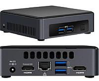 BLKNUC7I7DNK2E Неттоп INTEL NUC i7-8650U 4/8 1.9GHz 2xSO-DIMM G-LAN 4xUSB3.0 M.2 DUAL-HDMI Wi-Fi/BT, BLKNUC7I7DNK2E