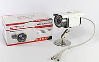 Камера CAMERA 340, Камера наружного видеонаблюдения, Камера видеонаблюдения, Наружная цветная камера