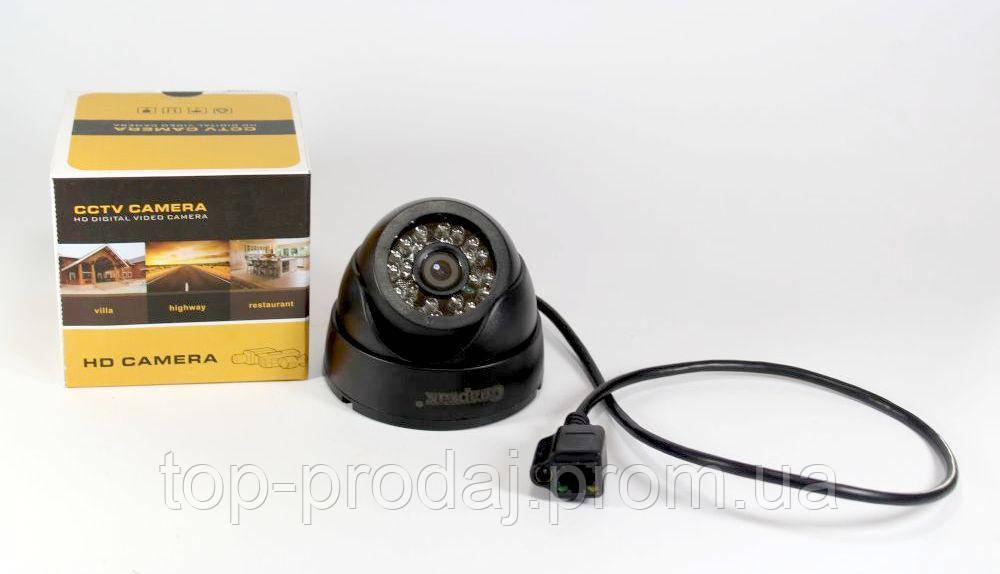Камера CAMERA 349 IP 1.3 mp комнатная, Камера видеонаблюдения, Цифровая видеокамера, Камера с микрофоном