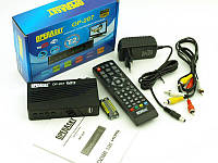 Тв тюнер DVB-Т2 Operasky OP-207 цифровой ресивер,  Тюнер Т2, приемник для цифрового ТВ, фото 1