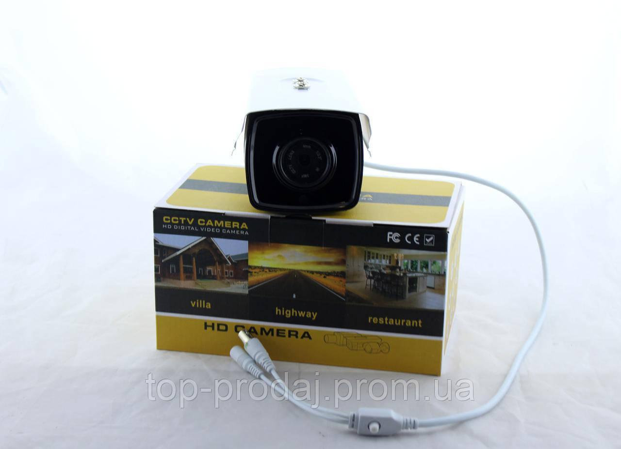 Камера CAMERA CAD 965 AHD 4mp\3.6mm,Камера видеонаблюдения высокого разрешения,Универсальная камера наблюдения