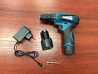 🔶 Аккумуляторный шуруповерт Euro Craft ECCD222 Li-Ion / Гарантия 1 Год.