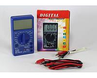 Мультиметр DT 700C (со звуком+температура), Измерительное устройство, Цифровой мультиметр, Тестер измеритель, фото 1