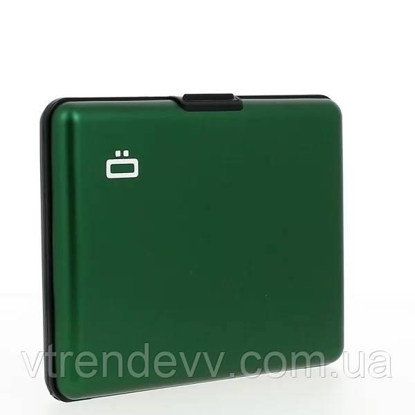 Бумажник OGON Big Stockholm Original зеленый