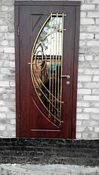 Двері броньовані